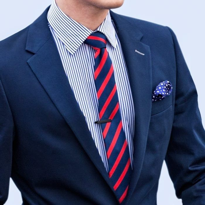 How to match patterned shirt and ties – LGFG Fashion House